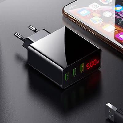 mejor cargador pantalla barato oferta descuento aliexpress precio compatible amperaje
