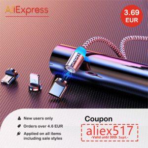Utiliza cupones en AliExpress