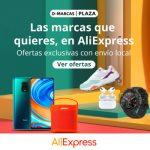 promoción para marcas AliExpress