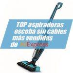 Top aspiradoras escoba sin cables más vendidas de AliExpress