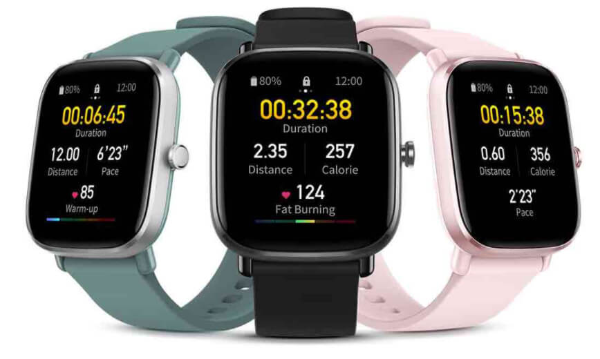 comprar reloj inteligente gama Amazfit Fashion