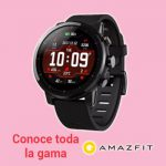 los mejores relojes son de Amazfit