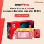 promoción Super Ofertas AliExpress