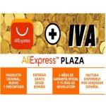 iva en Aliexpress 1 de julio