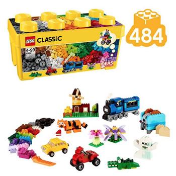 Promoción fin de verano LEGO Classic Caja de Ladrillos